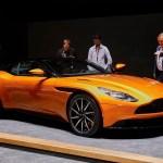 Aston Martin Db11 Demonstrates The Definition Of Evolution In Geneva Autoevolution