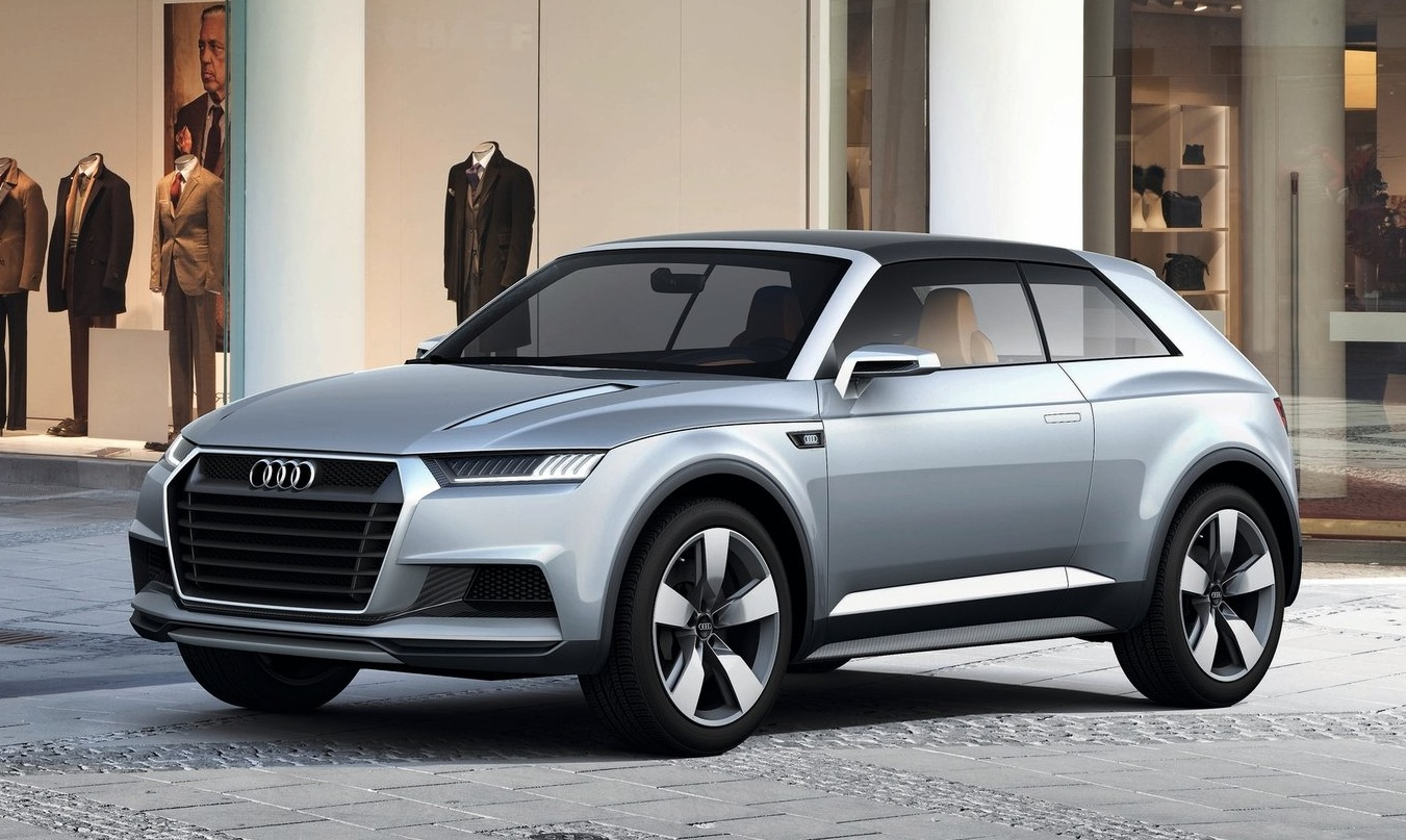 Audi Trademarks Q1 A2 And Rs2 Flood Of Even Smaller