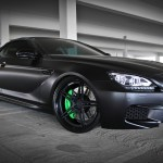 Black On Black Bmw M6 By Royal 1 Motorsport Autoevolution