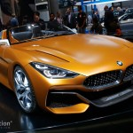 Bmw Z4 Concept Brings Shark Nose Grille And Stunning Interior Autoevolution