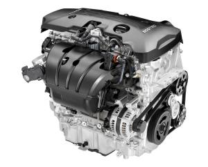 Chevrolet Brags About the New 4Cylinder EcotecPowered