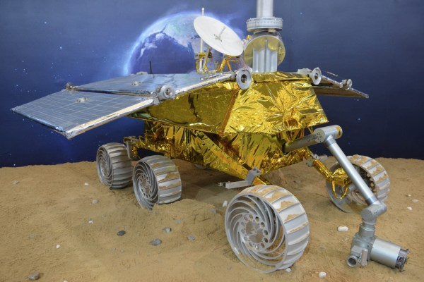 China's First and Only Moon Rover, Yutu, is Officially ...