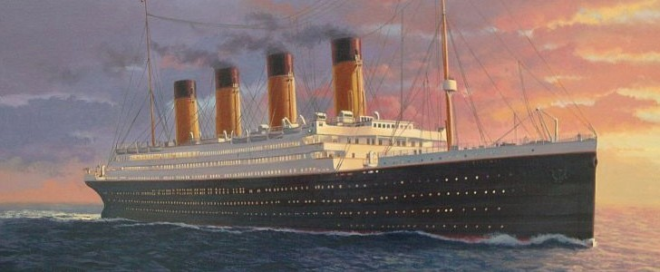 Chinas 161 Million Worth Titanic Full Size Replica To Be Unveiled In 2017 Autoevolution