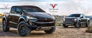 Elon Musk on the Tesla Electric Pickup Truck: How About a