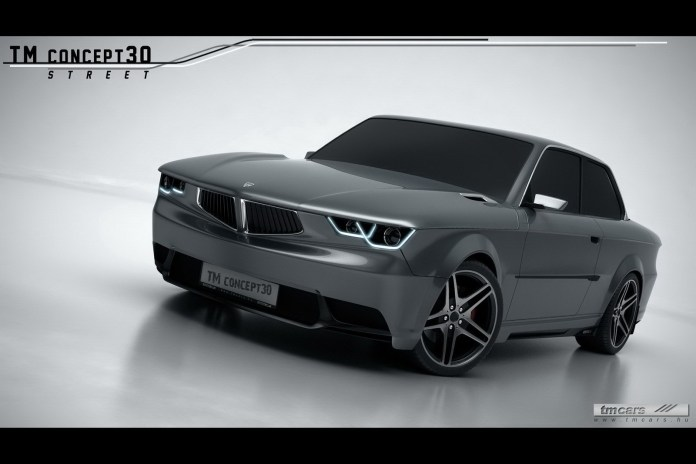 excellently designed tm concept 30 shows bmw the way forward