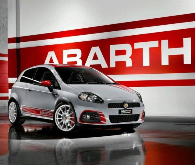 Abarth Grande Punto Supersport