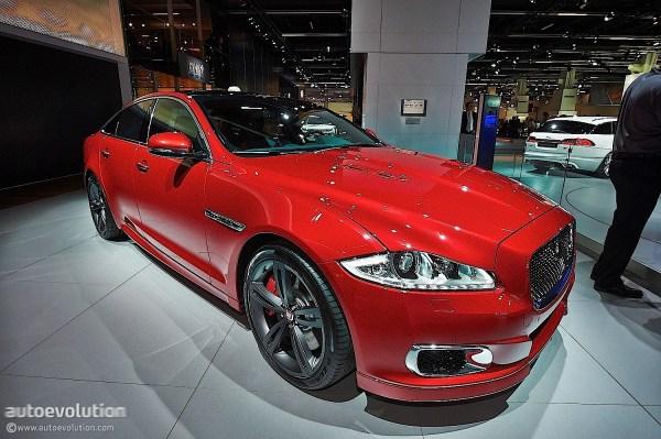 Frankfurt 2013: Updated 2014 Jaguar XJR Unveiled [Live ...