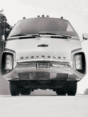 1966 Chevrolet Turbo Titan III Was Powered by a Gas Turbine Engine  autoevolution