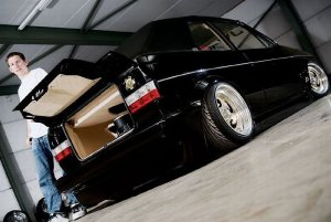1980 VW Golf Cabriolet Gets Ultimately Tuned  autoevolution