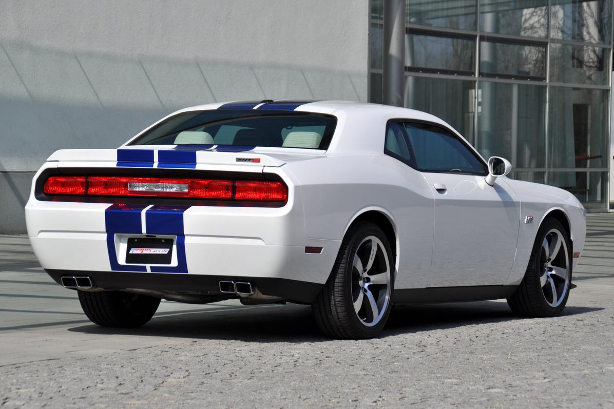 8 Srt Dodge Challenger 2014