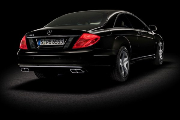 2011 Mercedes CL Official Info and Pictures - autoevolution