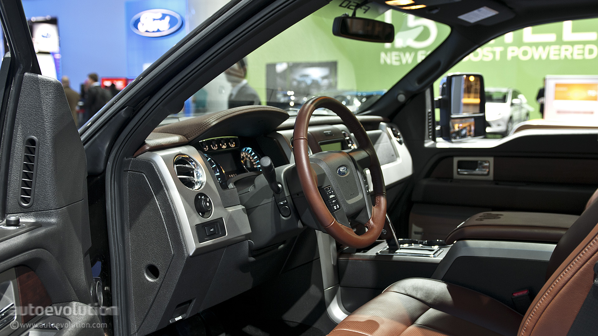 2013 NAIAS Ford F 150 King Ranch Special Edition Live