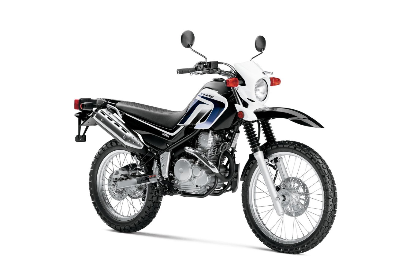 Yamaha Xt250 Finally Gets Fuel Injection