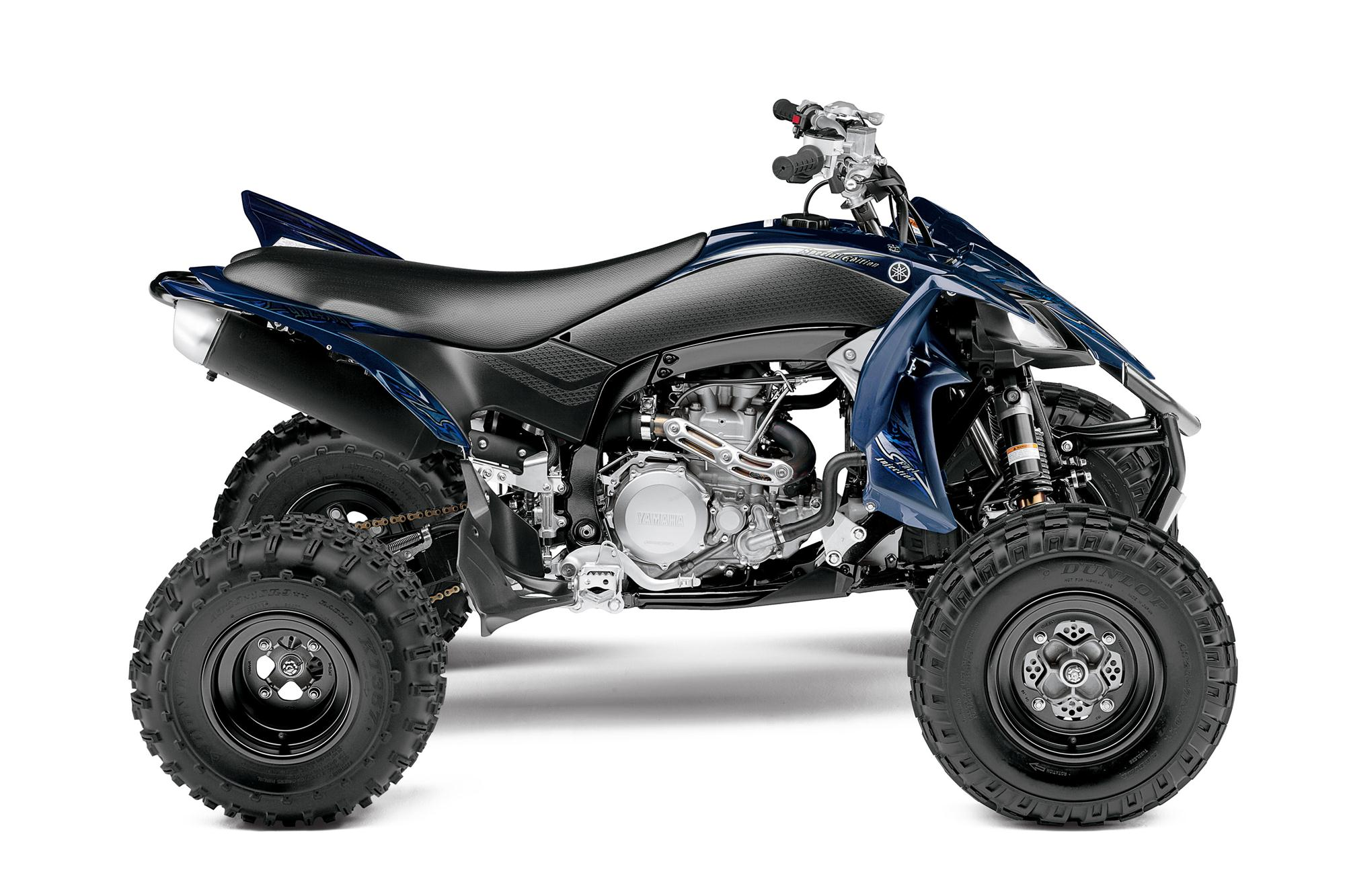 Yamaha Yfz450r Se Atv Motocross Superlative