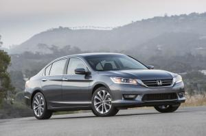 2014 Honda Accord Unveiled  autoevolution