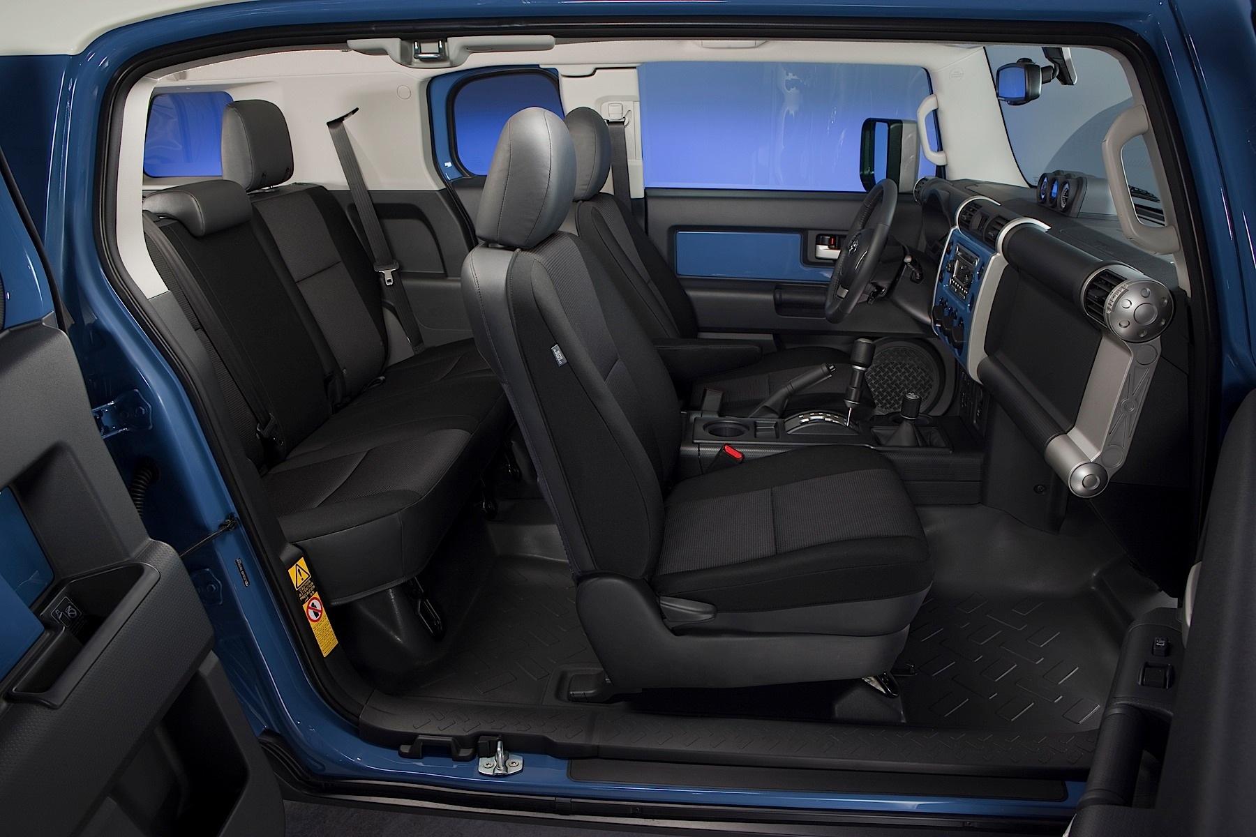 Sienna Toyota 2016 Interior Van