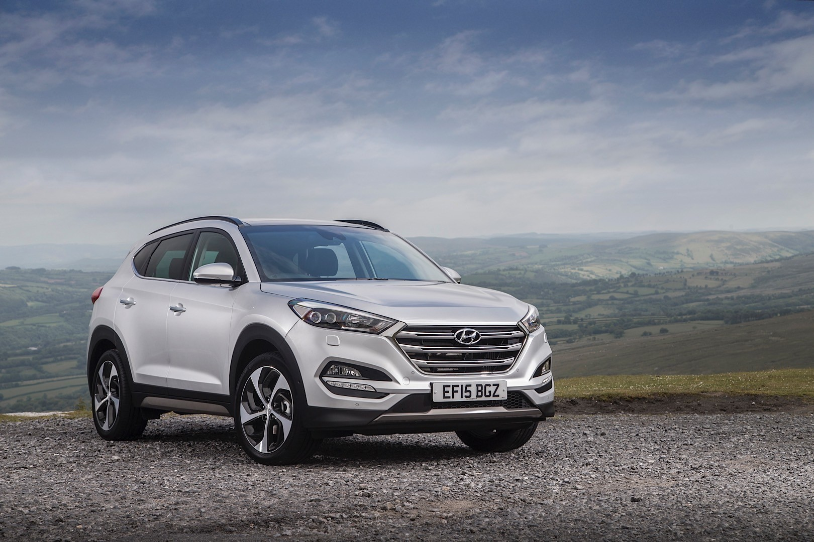 2016 Hyundai Tucson UK Pricing Info Revealed SUV Bill