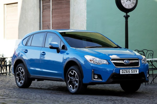 2016 Subaru XV Gains New Features in UK, Price Capped at £ ...