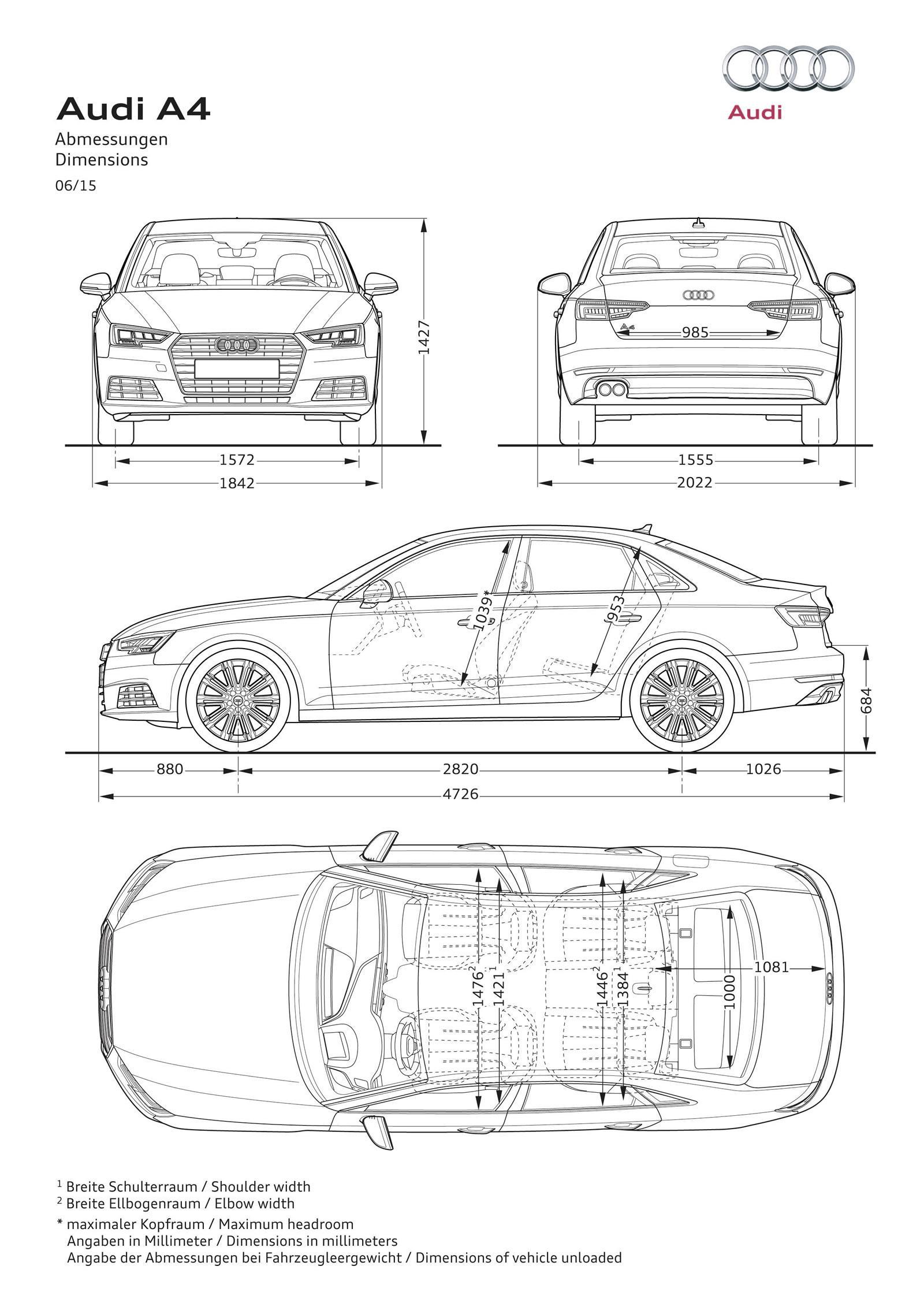 Audi A4 Open