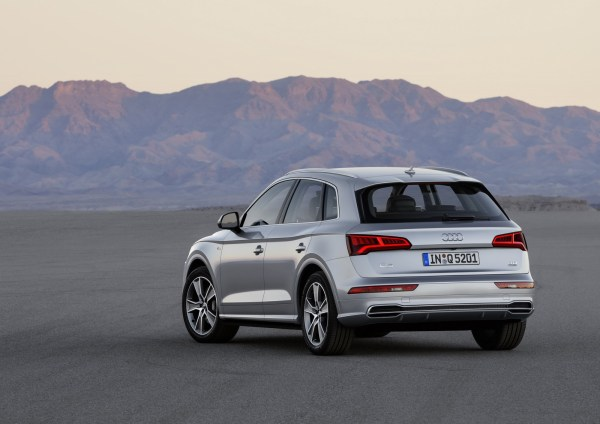 2017 Audi Q5 2.0 TDI 190 PS Subjected to 0 to 100 KM/H ...