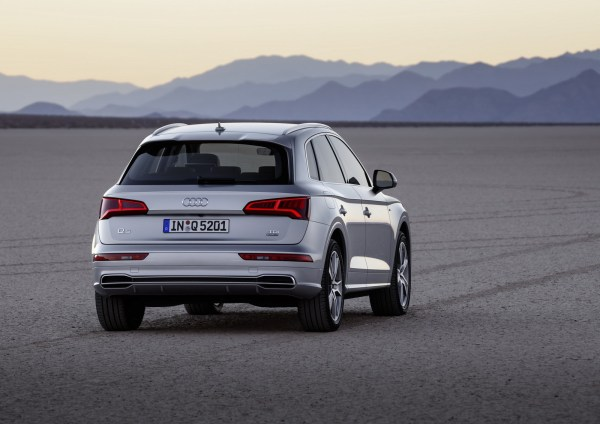 2017 Audi Q5 Finally Unveiled With Up to 286 HP and ...