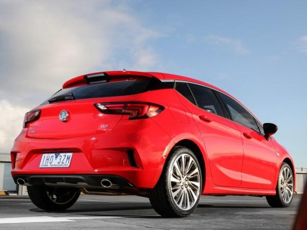 Spyshots: 2016 Opel Astra K First Photo - autoevolution