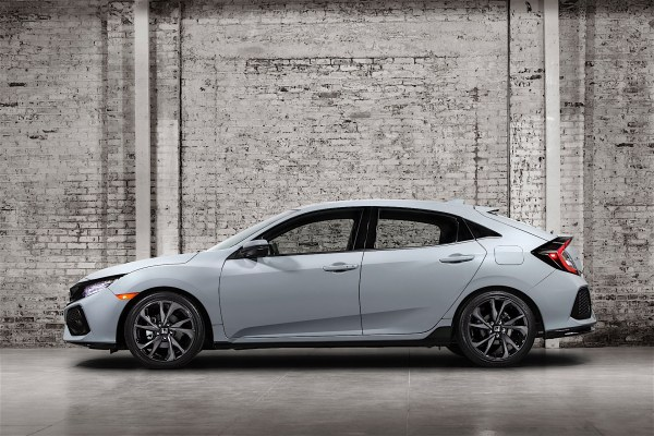 2017 Honda Civic X Hatchback Confirmed for 2016 Paris ...