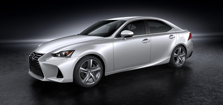The Emperor s New Clothes 2017 Lexus IS Sedan autoevolution