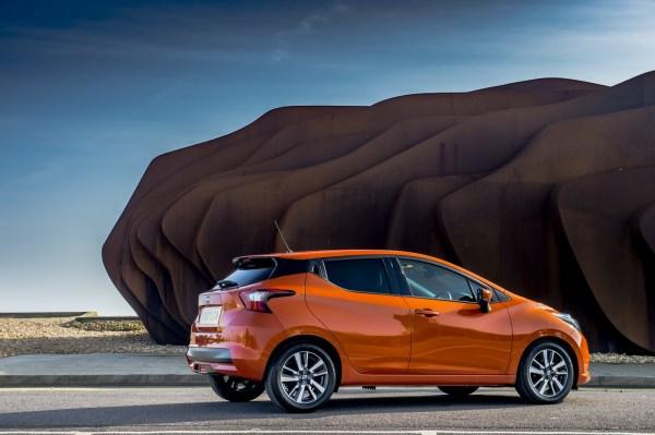 2017 Nissan Micra Gets Renaults 70 HP 10Liter Engine