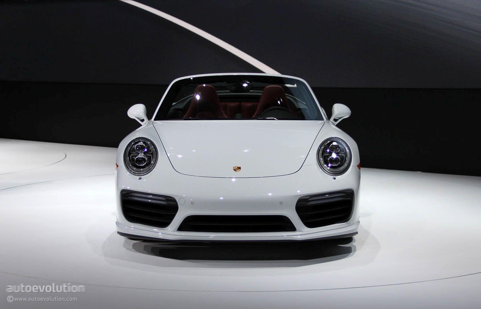 2017 Porsche 911 Turbo Turbo S Bring Their Anti Lag Tech