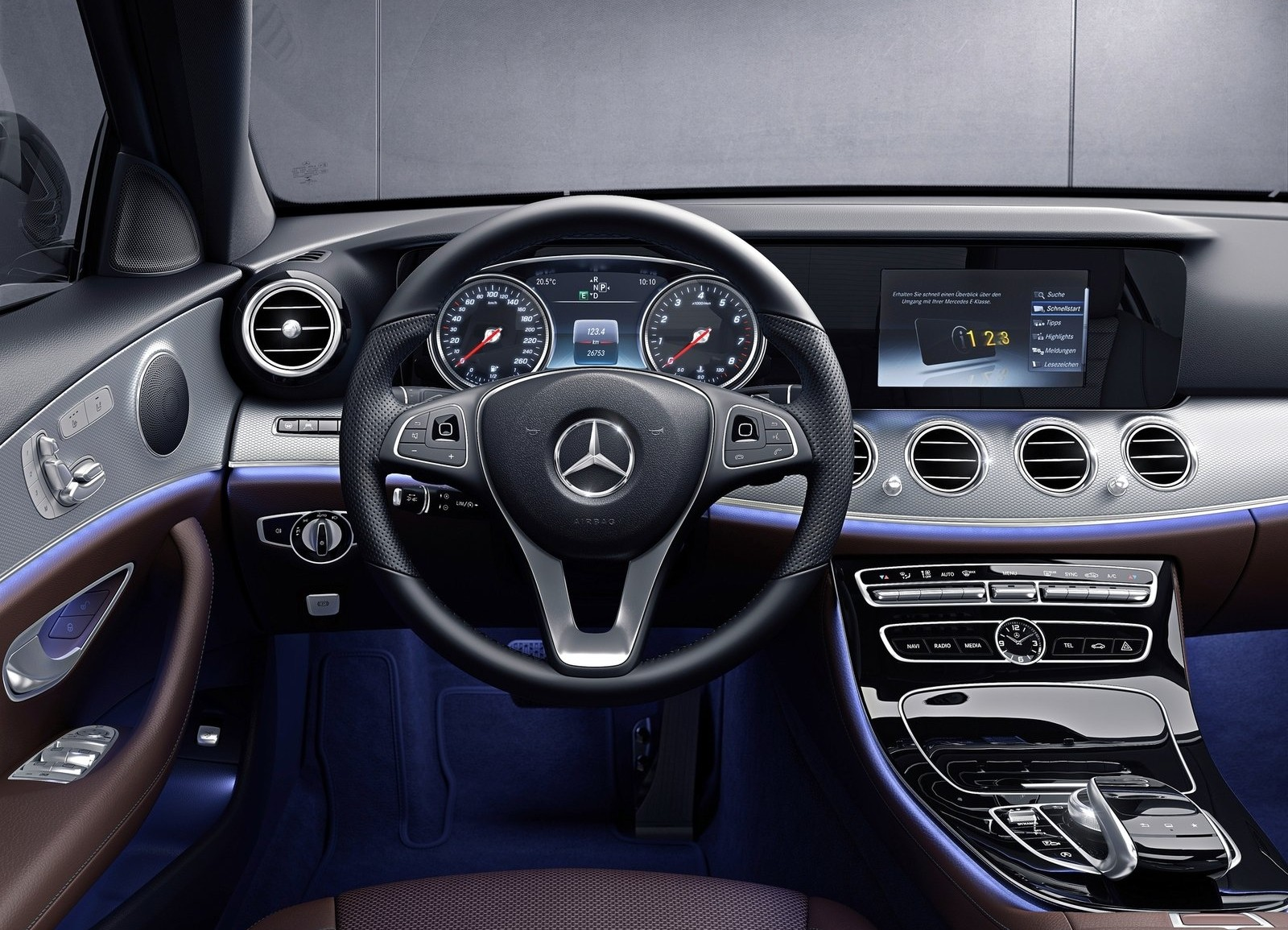 2018 Mercedes S Class Facelift Interior Revealed In Spy