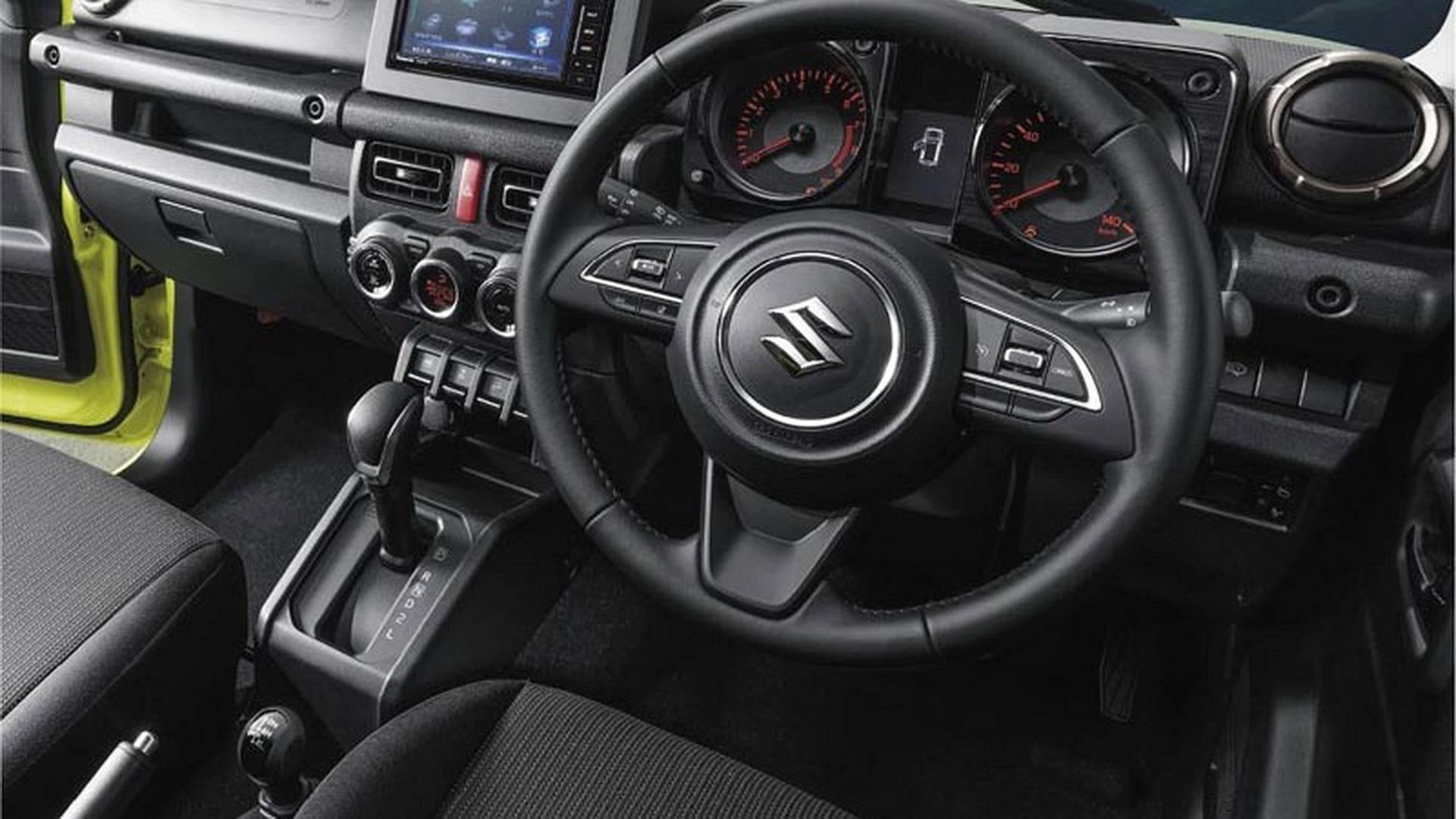 2018 Suzuki Jimny Gets 1 5 Liter Engine In Europe