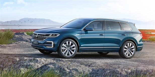Image result for VW Touareg 2018