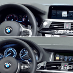2019 Bmw X4 Compared To Old Model In Official Video Autoevolution