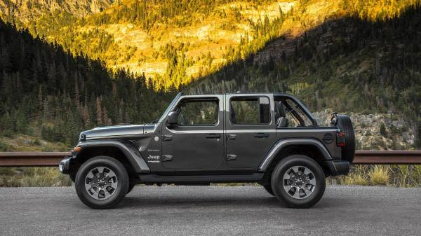 2018 Jeep Wrangler Moab Edition Spotted Camo-Free ...