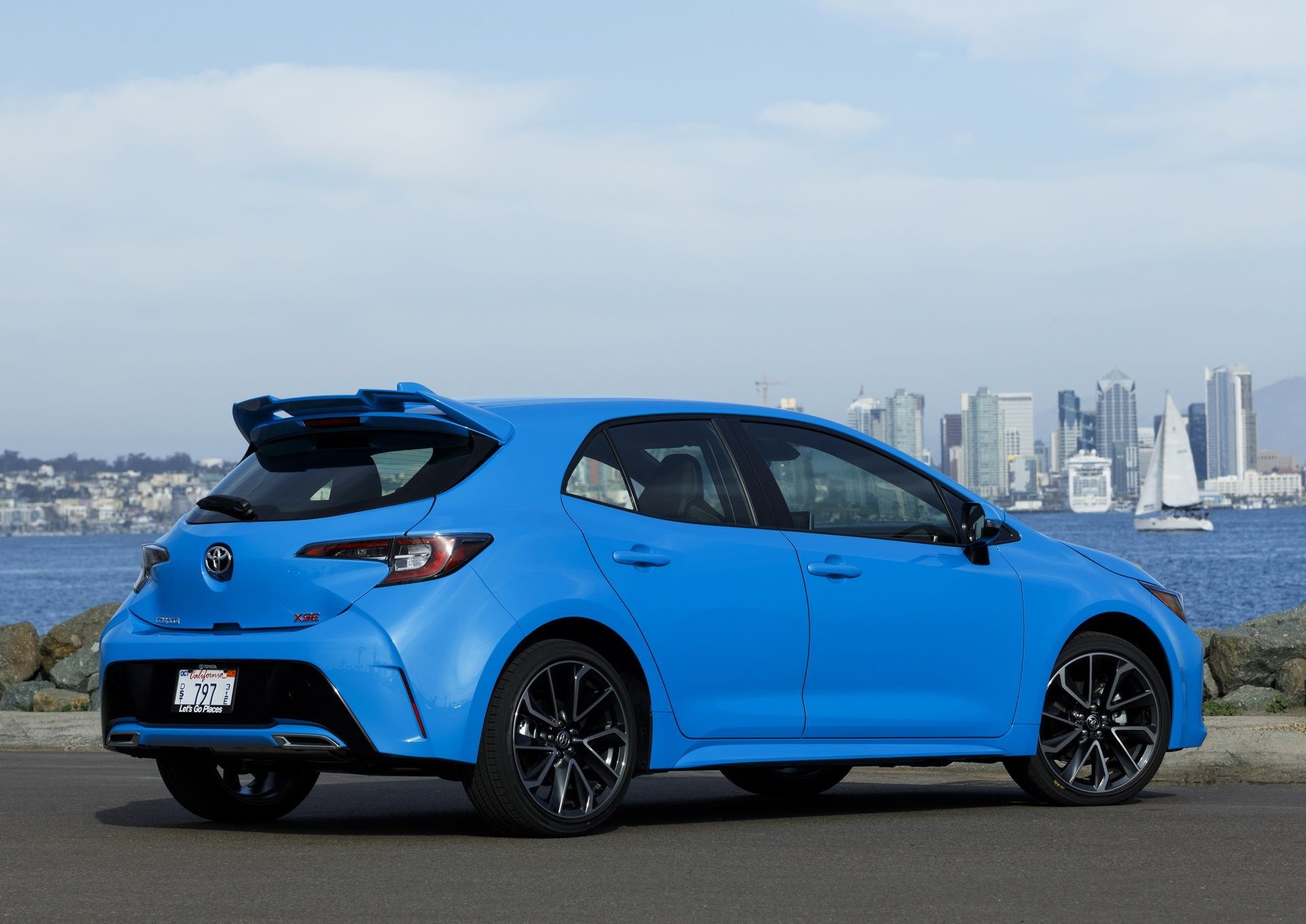 2019 Toyota Corolla Hatch Starts From Under 20000 Does
