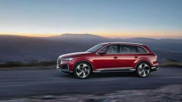 2020 Audi Q7 Facelift Looks Way More Rugged, Borrows ...