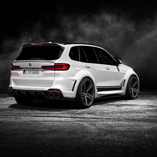 2020 BMW X5 Gets Stormtrooper Widebody Kit from Renegade ...