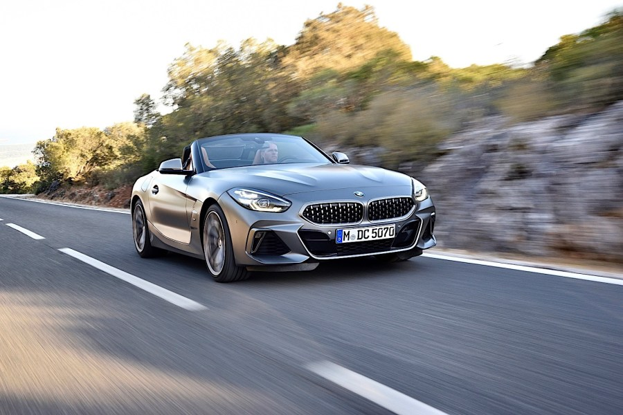 2020 BMW Z4 Roadster Shows Stunning Details in New Photo ...