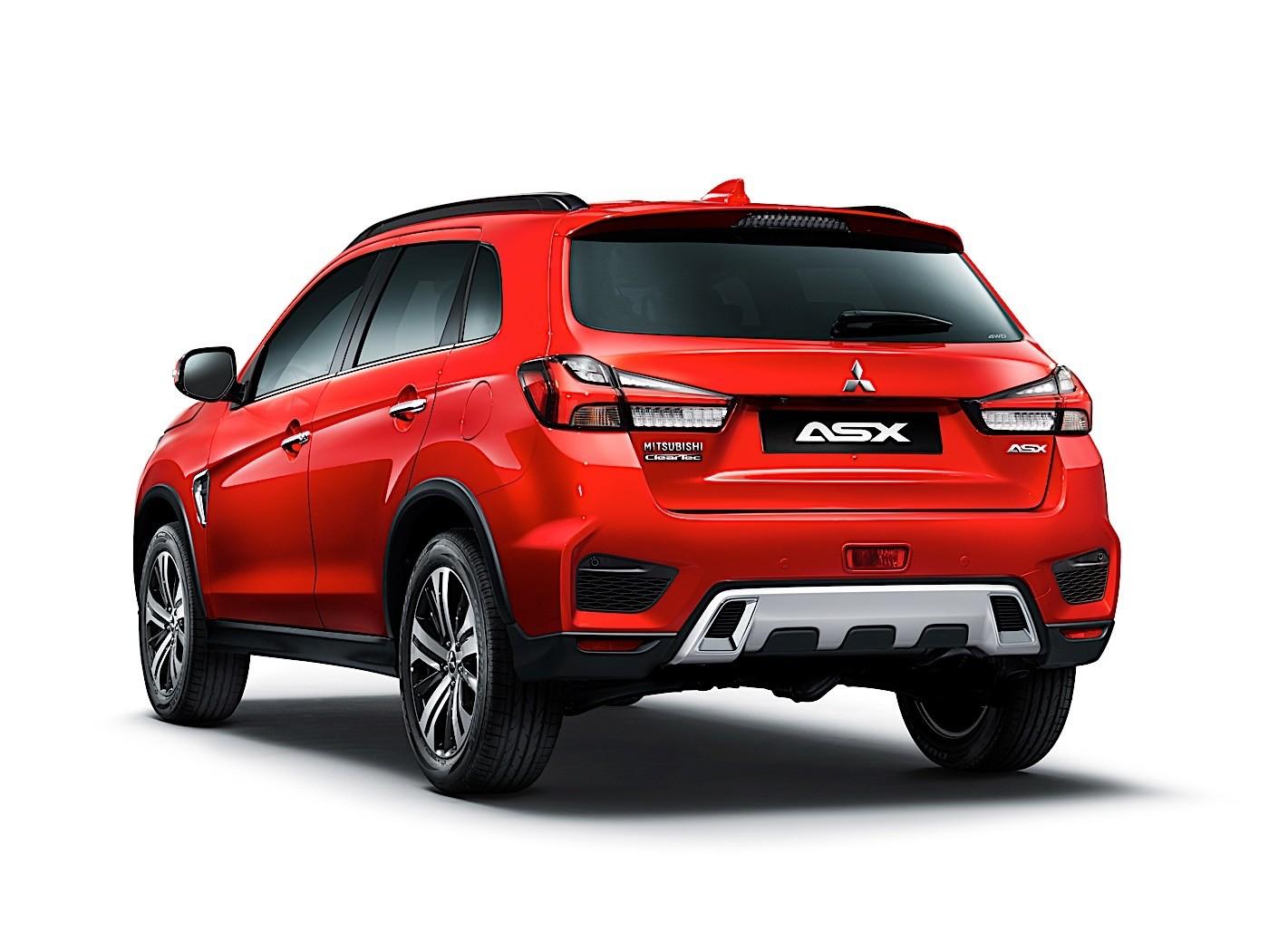 2020 Mitsubishi ASX Coming To The Geneva Motor Show