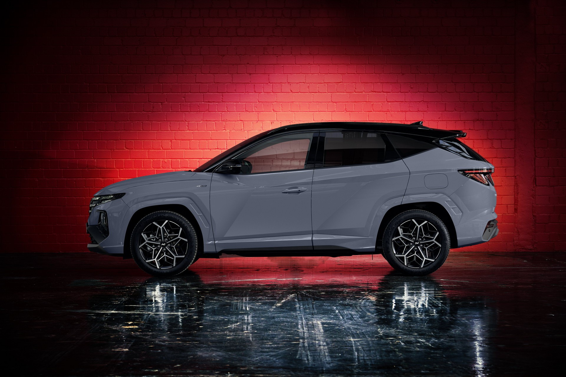 Aber leider nicht bei uns. 2022 Hyundai Tucson N Line Revealed as Performance