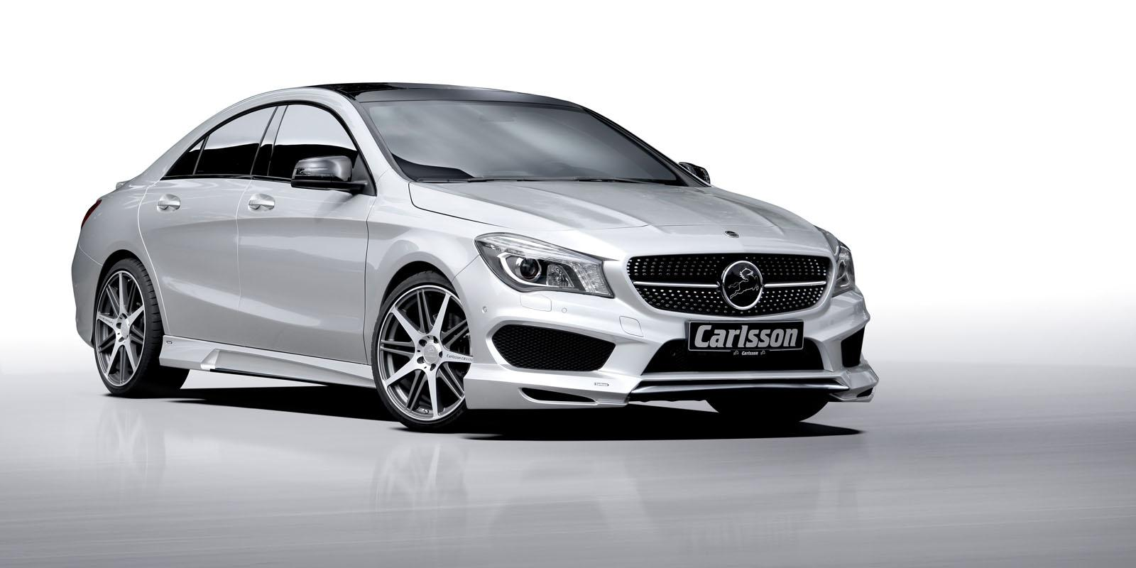 450 Hp For The CLA 45 AMG Courtesy Of Carlsson