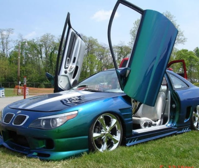Acura Integra With Bmw Headlights For Sale