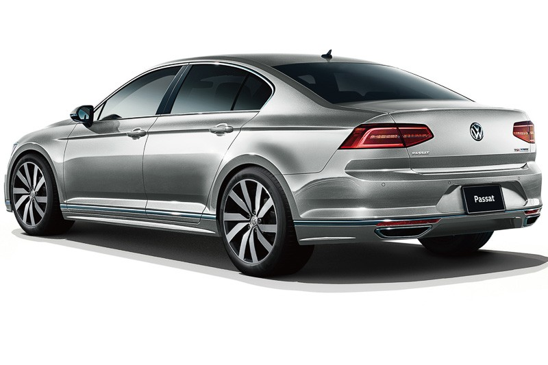 All New Volkswagen Passat Launched In Japan With 14 TSI
