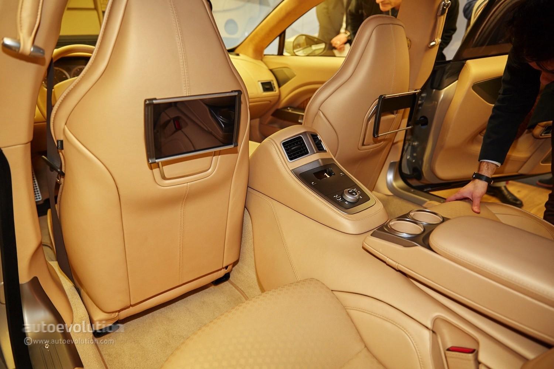Aston Martin Lagonda Taraf Is As Queer As A Clockwork