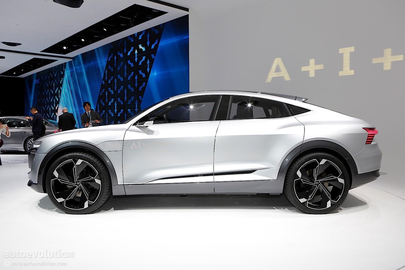 Audi Elaine Concept Is An Autonomous Chip Off The Old