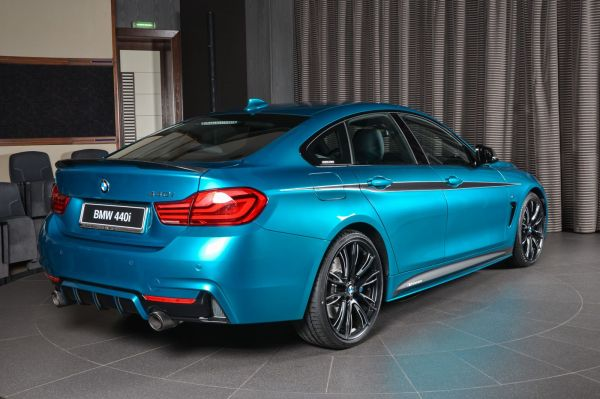 BMW 440i Gran Coupe Has Carbon Than M4 Competition ...