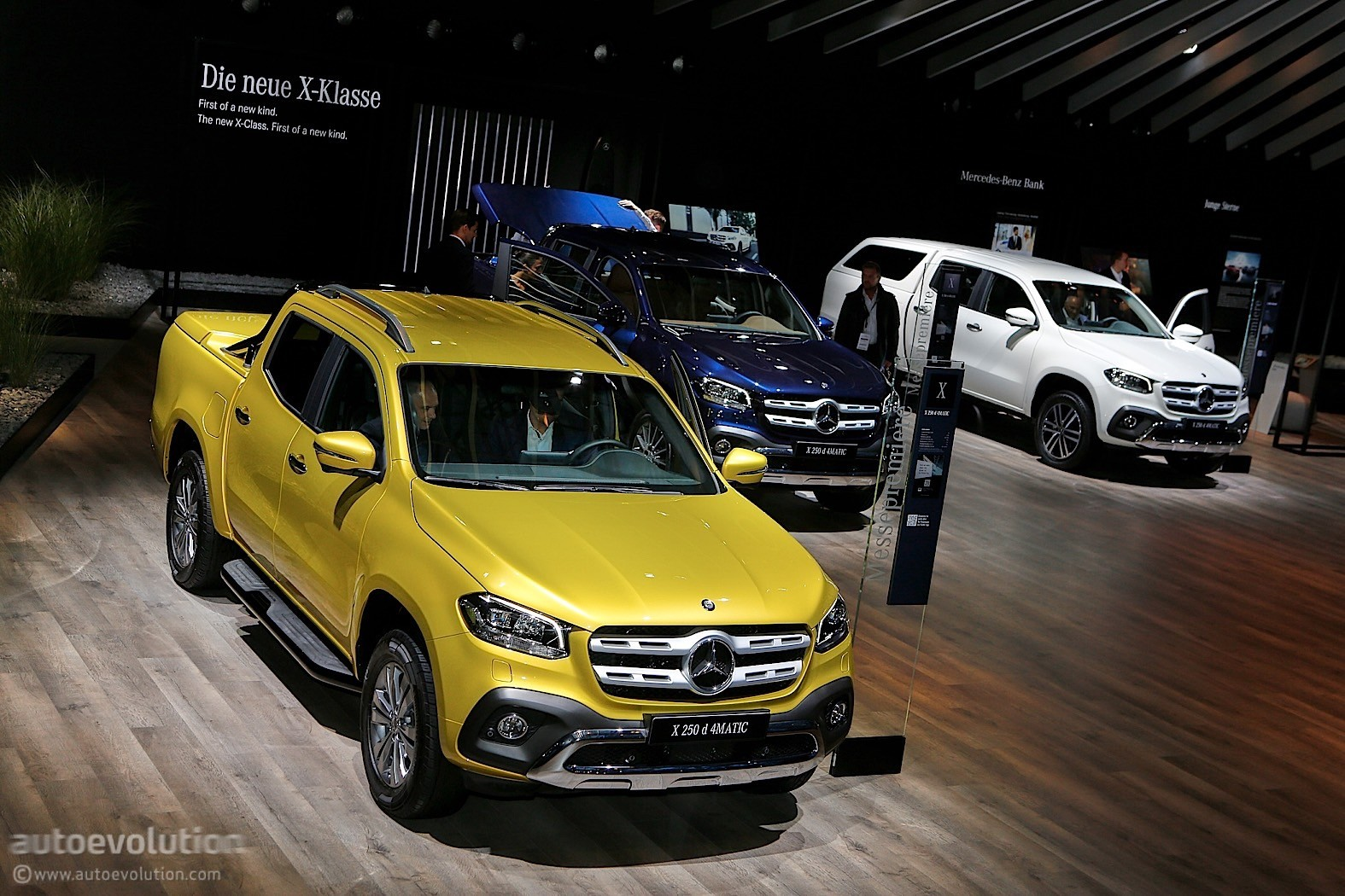BMW Official Takes Aim At Mercedes Benz X Class BMW
