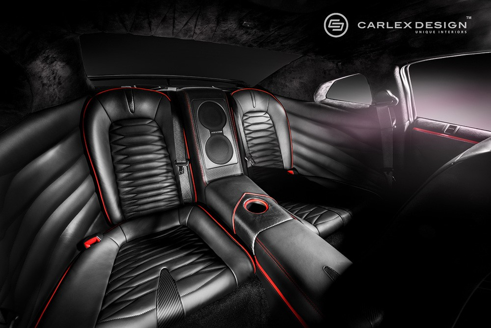 Carlex Design GT R Carbon Interior Is For Hipster Samurais