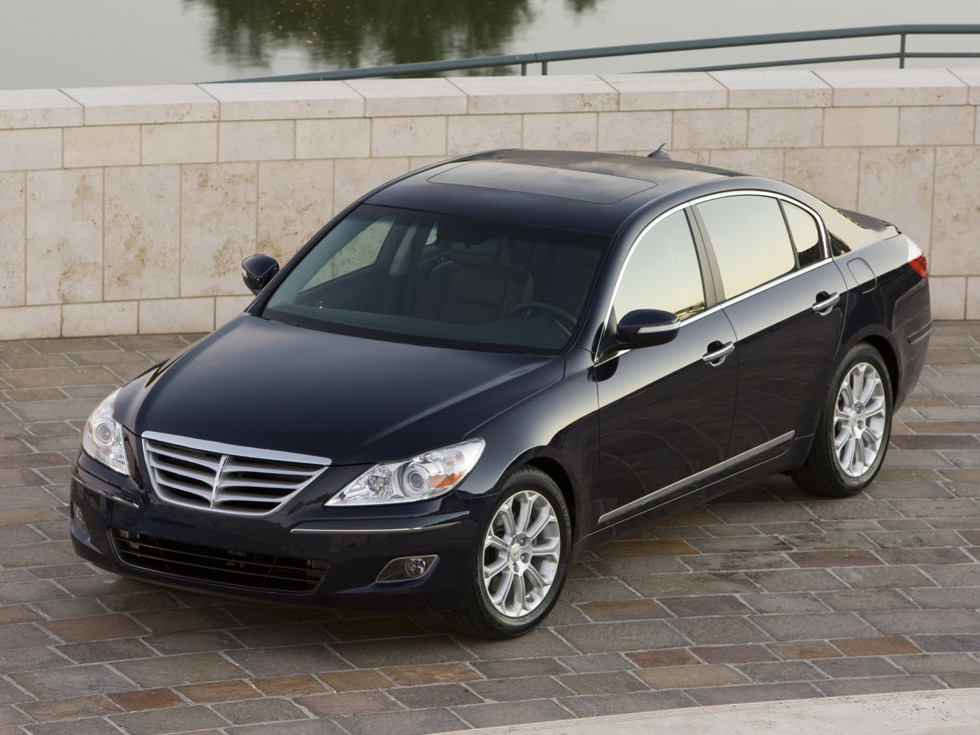 Consumer Reports Hyundai Genesis Outscores Acura TL